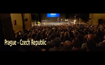 Kryon v Praze